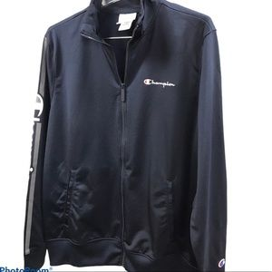 NWT Med Champion Zip Up Sweat Jacket long sleeve